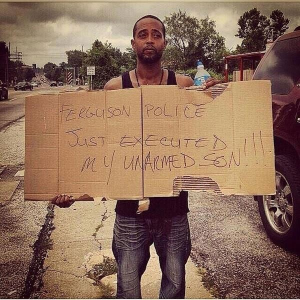 michael brown stepfather