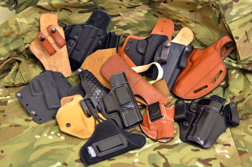 concealed carry gun holsters