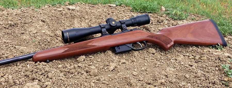 The CZ 527 American is one handsome little Mauser (Photo: Kristin Alberts)