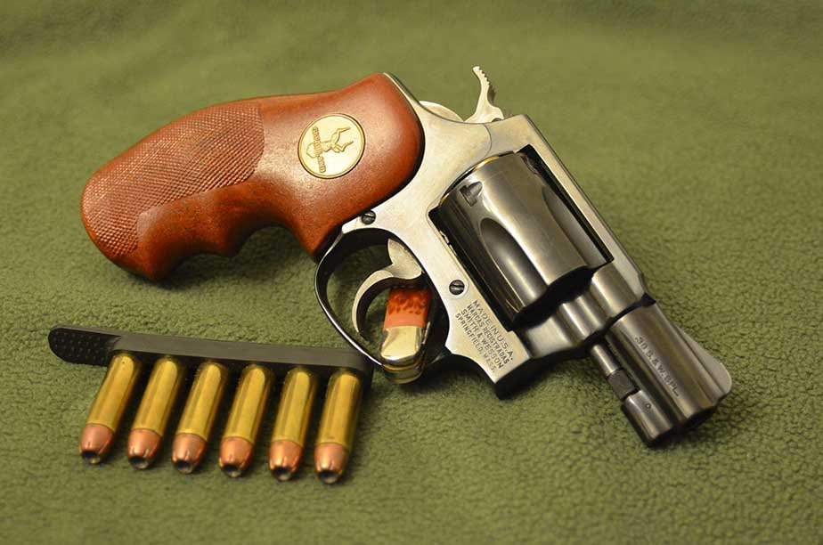 The Smith & Wesson J-frame may be an old design, but can still hold its own. (Photo: Kenny Hatten)