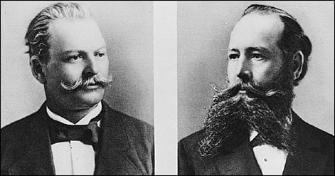 Paul and Wilhelm Mauser
