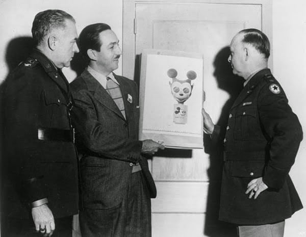 Mickey Mouse Gas Masks for Children from WWII (5)