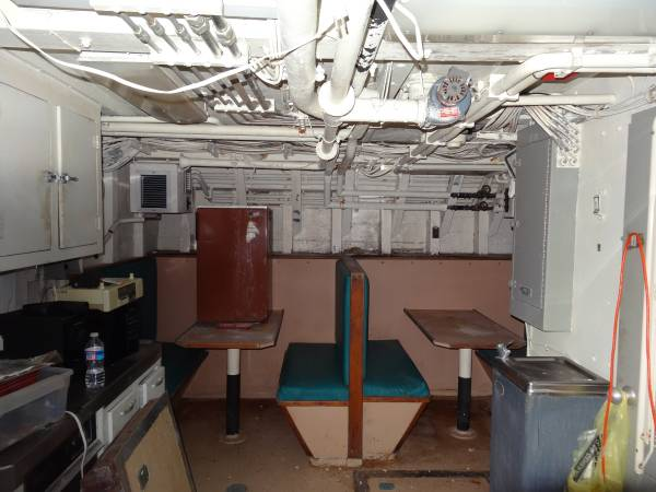Naval Academy patrol boat (needs work) for sale on