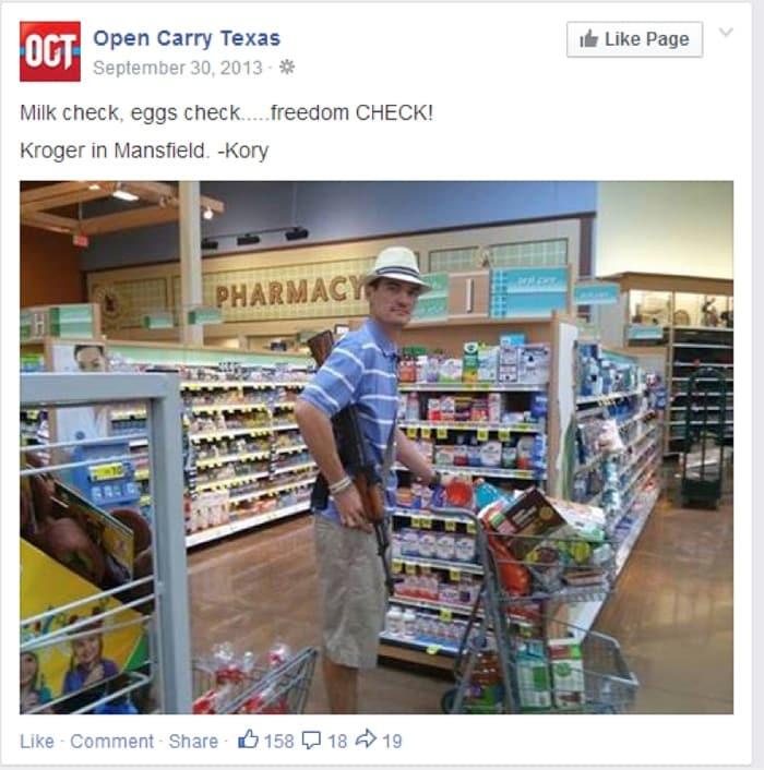 Open Carry Texas
