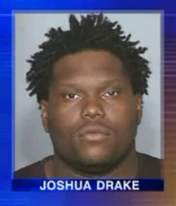 Joshua Drake had a prior criminal history, including a prior charge for armed robbery. (Photo: Fox)