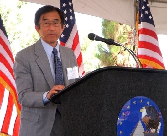 Senior U.S. District Judge Anthony Ishii, seen here speaking at a recent GSA event, struck down California's 10-day waiting period in most cases Monday. (Photo: GSA)