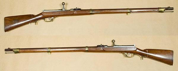 Dreyse Zundnadelgewehr M1841