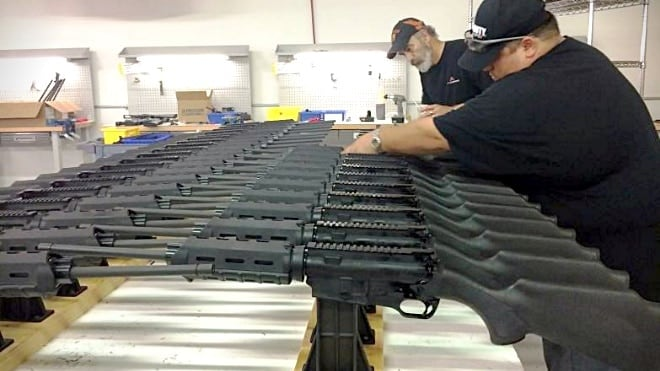 ares defense scr shipping