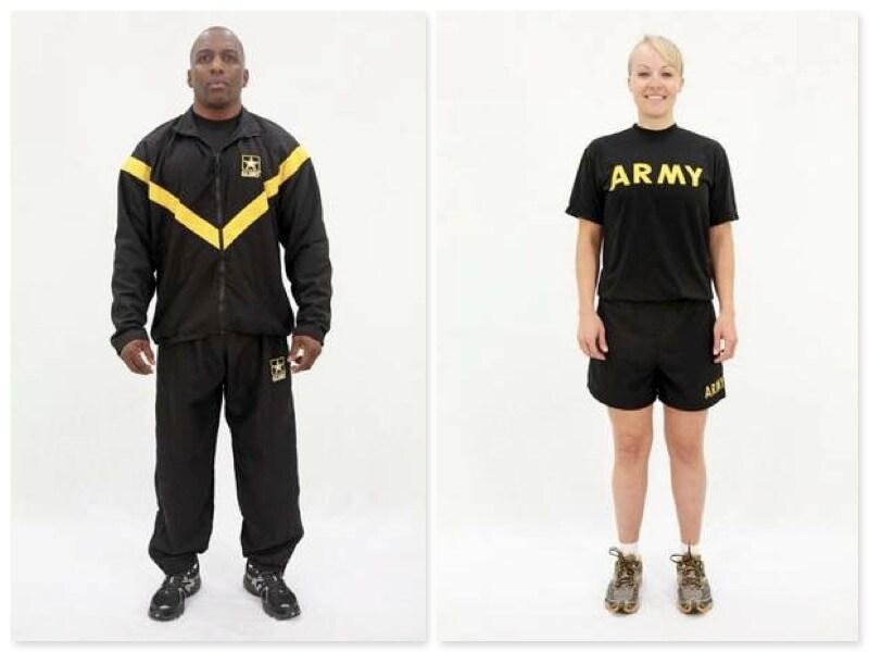 army unfiroms