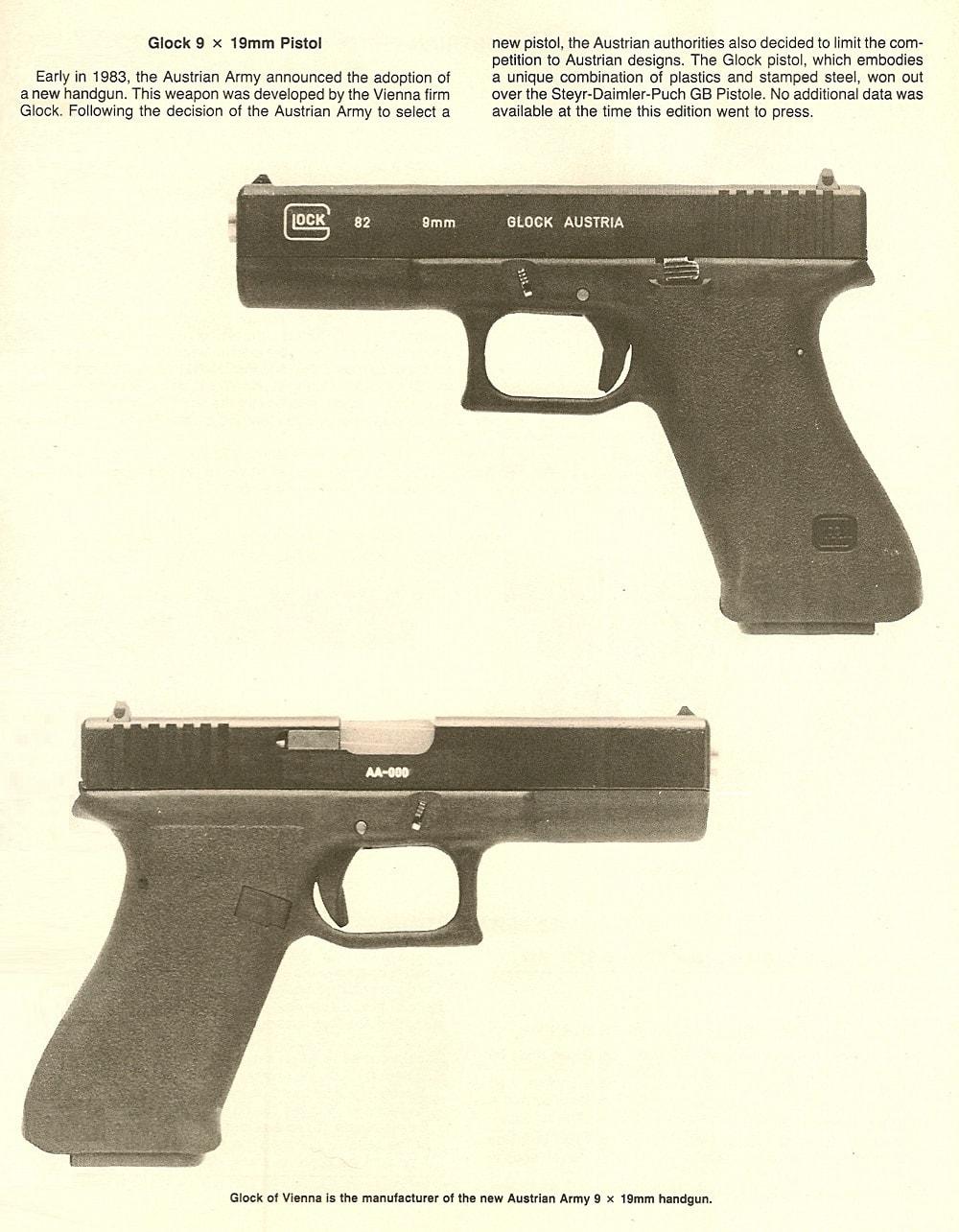glock 82 prototype