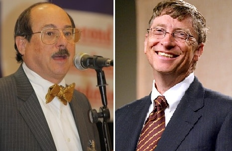 Alan Gottlieb and Bill Gates