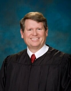 Carson District Judge James Wilson asked that a gun control group add language to their petition for universal background checks in Nevada before allowing it to proceed last Friday. (Photo credit: Carson City https://www.carson.org/index.aspx?page=5540)