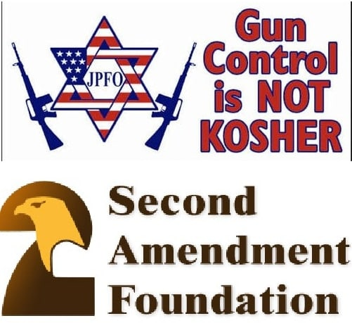 Gun rights group Jews for the Preservation of Firearms Ownership is set to merge with the Second Amendment Foundation according to reports.