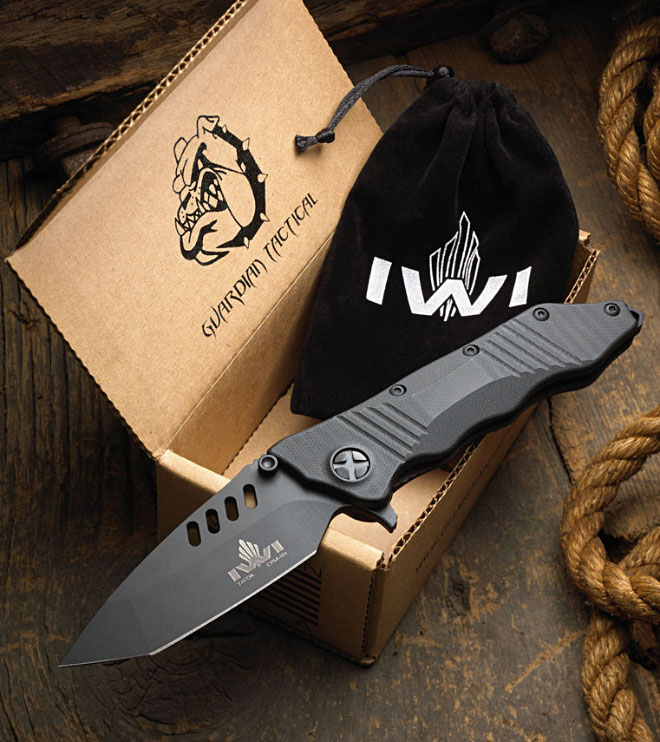 IWI-US launches online store for Tavor parts and 9mm