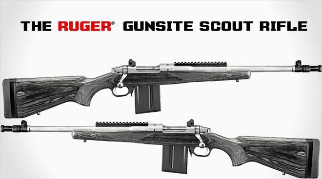 5.56 .223 gunsite scout