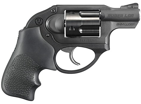 The new 9mm LCR. (Photo: Ruger)