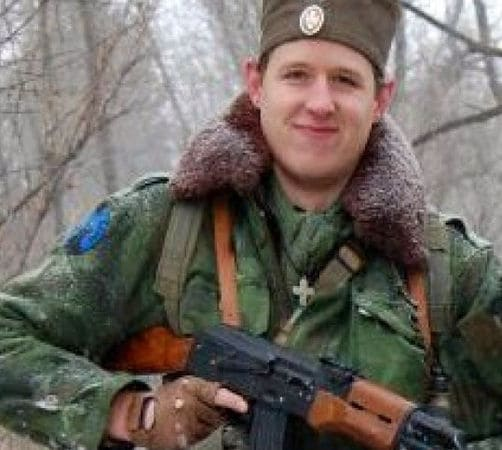 Police said Frein was a part of an Eastern European group that participated in military reenactments. (Photo: Pennsylvania State Police)