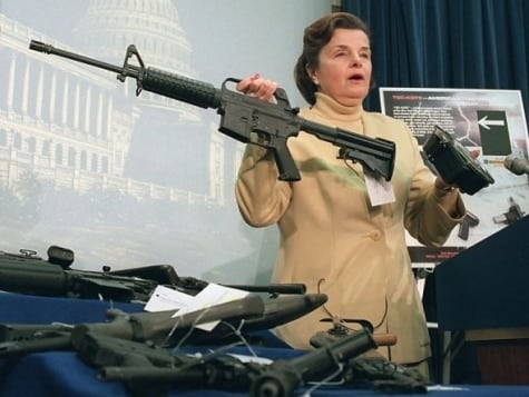 Sen. Dianne Feinstein (Photo: AP)