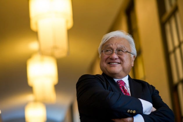 Rep. Mike Honda (D) introduced legislation last week to the U.S. House to place a series of restrictions on homemade firearms. (Photo: David Paul Morris/Businessweek)