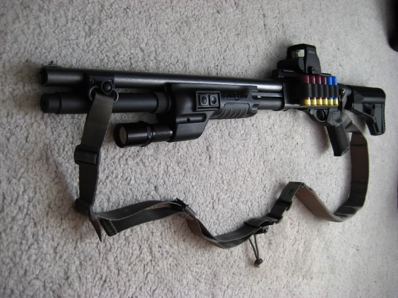 The Remington 870