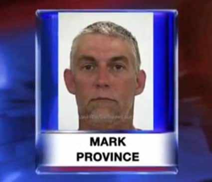 According to local law enforcement, Mark Province had a history of violence. (Photo: KTVZ)
