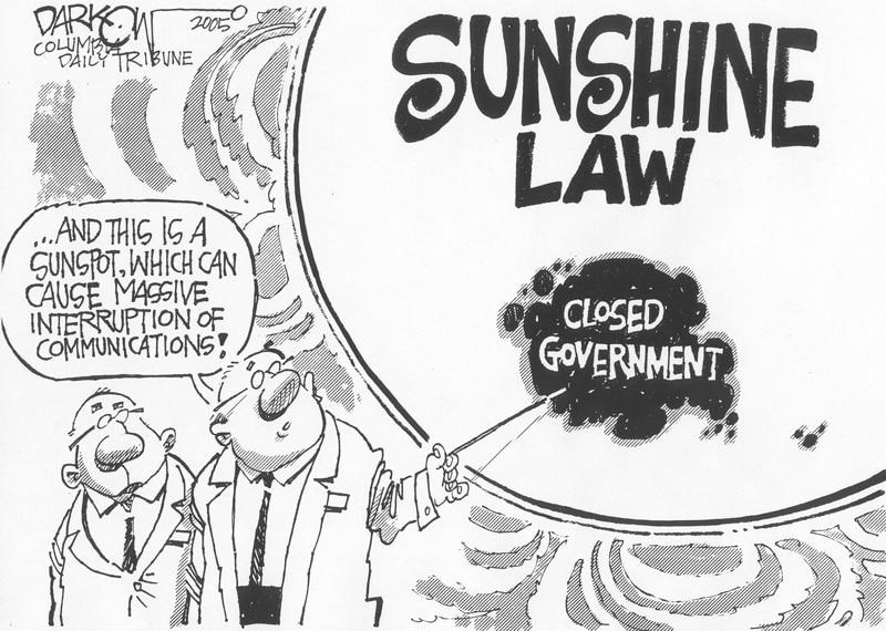 Missouri Sunshine Act