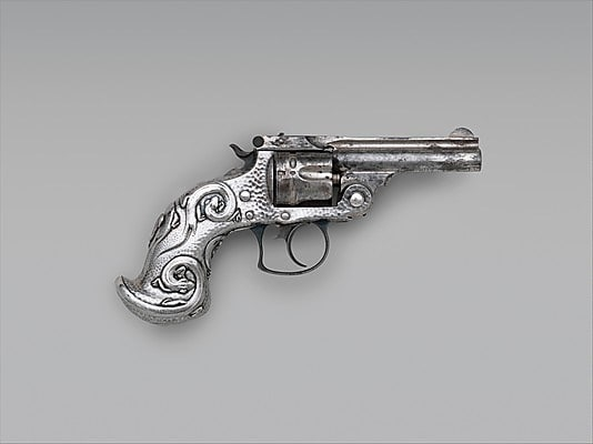 Smith & Wesson .38 Double-Action Revolver
