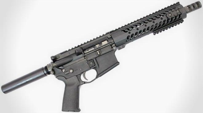 adams arms 300 blk pistols