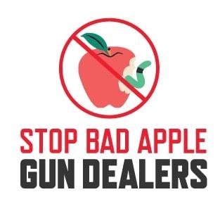 Bad Apple Logo, Brady Campaign