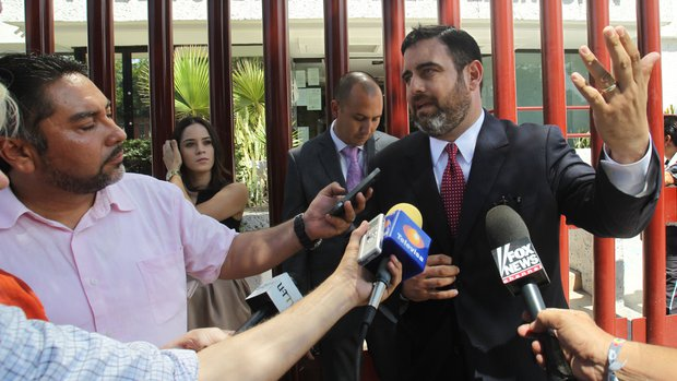 Andrew Tahmooressi's attorney, Fernando Benitez, is confident his client will be released after the judge hears all the evidence. (Photo: UT San Diego)