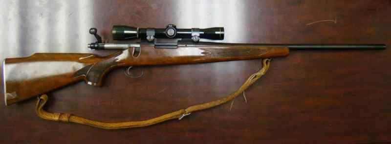 A rifle purported to be among those Charles Whitman used in his 1966 shooting spree is up for sale on a Texas gun classifieds site. (Photo: Texas Gun Trader)