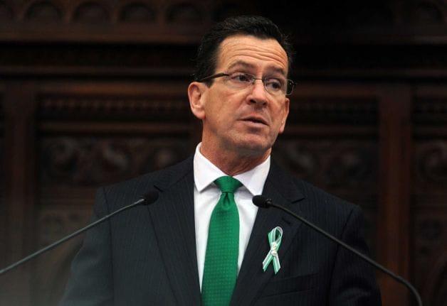 Gov. Dannel Malloy (Photo: greenwitchtime.com)