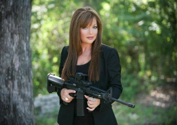Jan Morgan says she prefers to err on the side of caution when it comes to Muslims. (Photo: Jan Morgan Media)
