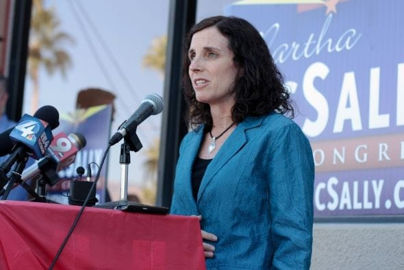 Republican Congressional candidate Martha McSally. (Photo: Mariana Dale/Tucson Weekly)