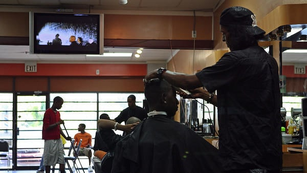 The Strictly Skillz barbershop in Orlando was the site of a 2010 raid by state and local law enforcement that a federal court found to be excessive. (Photo: Orlando Sentinel)