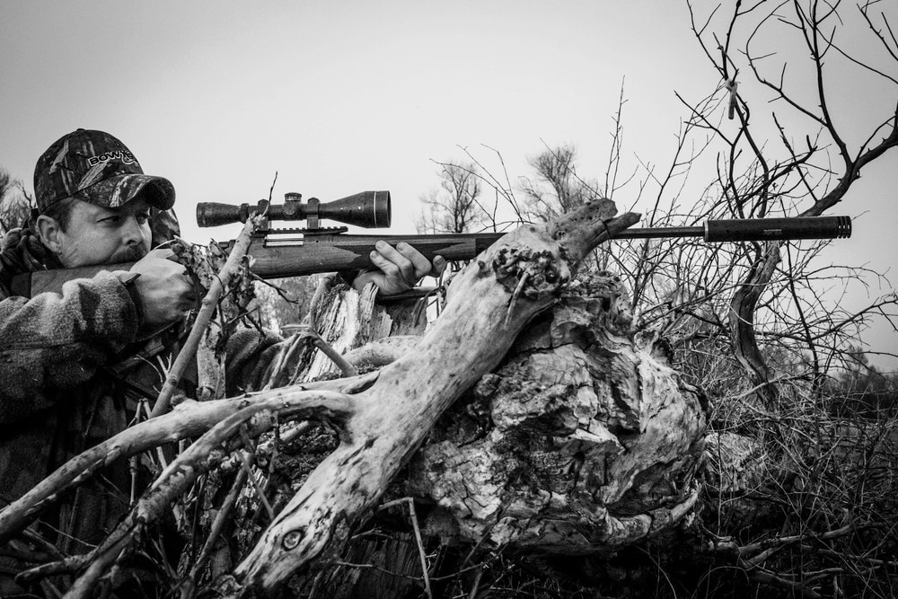 Florida sportsmen could soon be able to use their estimated 44,000 legal suppressors while hunting (Photo: Silencerco https://www.silencerco.com/harvester/ )