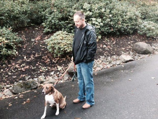 Authorities believe the firearm malfunctioned when the Mike Colbach's dog tripped the wire. (Photo: The Oregonian)