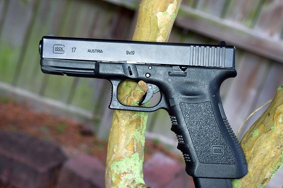 glock 17 made in austria