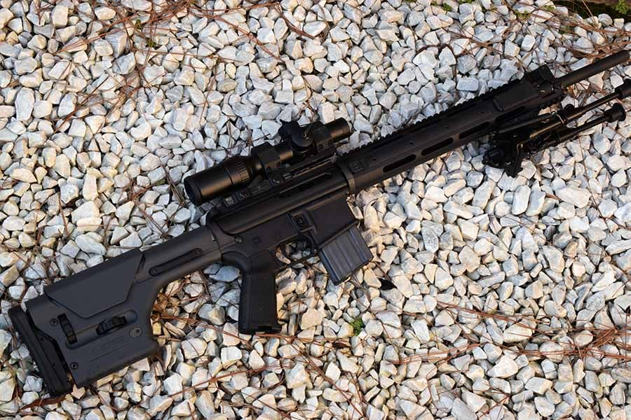 ar-15 weapon