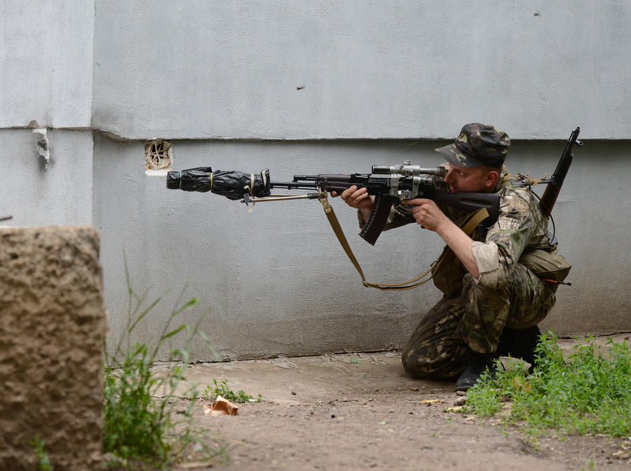 Homemade russian silencer