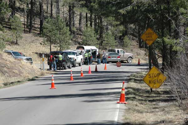 New Mexico Department of Game and Fish warn of roadblocks this hunting season. (Photo: Department of Game and Fish)