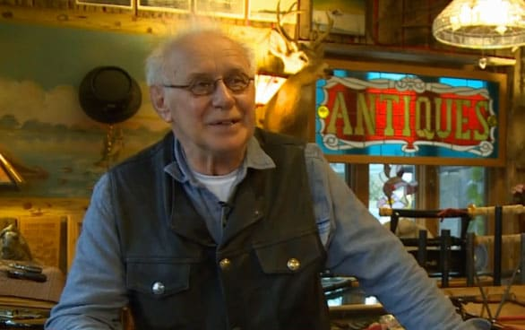 """""""I'm only 83,"""" the shop owner said. """"That's too young to retire."""" (Photo: WZZM)"""
