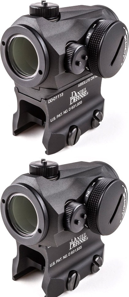 daniel defense aimpoint micro mount 2