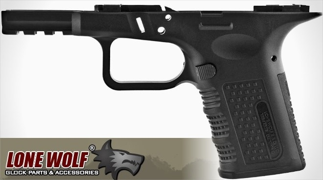 Lone Wolf taking pre-orders for Compact TimberWolf Glock-style frame