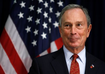 Former Mayor Michael Bloomberg's Everytown organization has contributed some $1.98 million to fund a ballot initiative in Washington State. (Photo: AP)