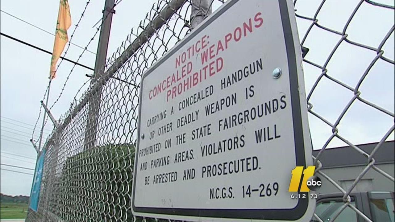 state fair grounds gun law