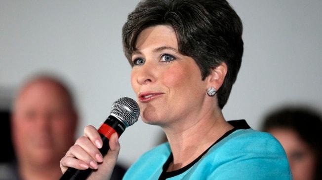 Senate candidate Joni Ernst, R-Iowa. (Photo: Associated Press)