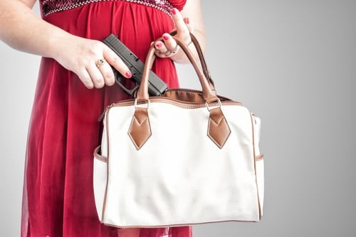purse concealed carry