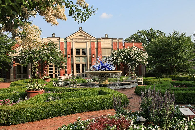 The Atlanta Botanical Gardens is the latest gun-free zone to in Georgia to come under the scrutiny of gun rights groups. (Photo: Wikipedia)