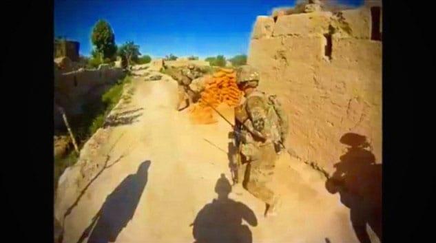 soldier helmet cam